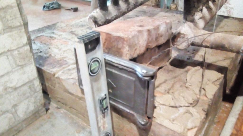 дверка зольника